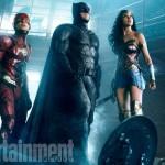 Warner Bross Pamer Penampilan Trio Justice League