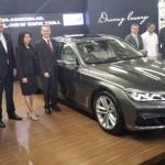 MOBIL TERBARU : BMW Pamer Mobil Seri 730Li Rakitan Sunter