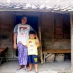FOTO BEDAH RUMAH : Begini Rumah Tak Layak Huni Rembang