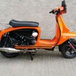 Perkenalkan Comadi, Skuter Klasik-Modern 400 cc