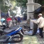 SEKATEN SOLO 2016 : Pedagang Dimintai Uang Sewa Ratusan Ribu Rupiah