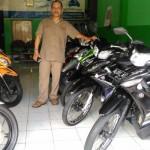 PENJUALAN KENDARAAN : Penjualan Motor Bekas di Jogja Lesu