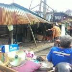 PENATAAN STASIUN TUGU : LBH Persoalkan Penghapusan Pasar Kembang
