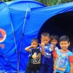 BENCANA PONOROGO : Tanah Terus Bergerak, 6 Rumah di Tugurejo Dirobohkan