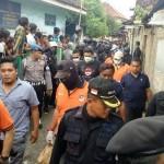 Suasana di Kampung Losari, Semanggi, Pasar Kliwon, Solo, setelah penangkapan warga setempat, Yasir, oleh Densus 88 Antiteror, Minggu (18/12/2016). (Muhammad Ismail/JIBI/Solopos)
