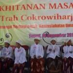 Trah Cokrowiharjo Menggelar Khitanan Massal