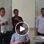 VIDEO : Sit Down! Menakertrans Bentak Tenaga Kerja Asal Tiongkok