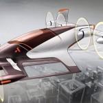 INOVASI TEKNOLOGI : Konsep Mobil Terbang Bakal Jadi Kenyataan