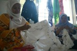 Kain Jumputan Candi Ijo Diluncurkan, UNESCO Jadi Saksi