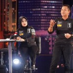 Agus Yudhoyono saat debat Pilgub DKI Jakarta di Hotel Bidakara, Jakarta, Jumat (13/1/2017). (JIBI/Okezone)