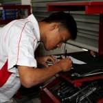 PELATIHAN SDM : 22 Mekanik Lulus Program Pelatihan Kolaborasi Angkasa Pura dan Astra Motor