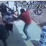 Aksi heroik warga tangkap penjahat (Twitter)