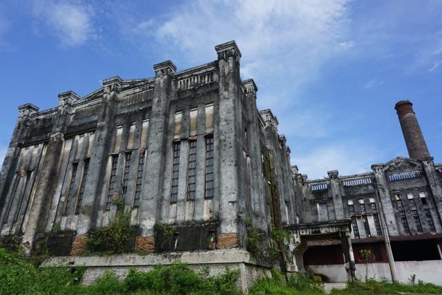 Bekas bangunan PG Gembongan, Kartasura, Sukoharjo (Mariyana Ricky/JIBI/Solopos)