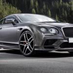 Bentley Luncurkan Mobil Supersport Tercepat