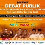 DEBAT PILKADA JAKARTA : Agus-Sylvi Tolak Penggusuran, Ahok: Namanya Juga Pengin Jadi Gubernur!