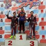 ROK CUP 2017 : Selamat! Pembalap Muda Solo Juara Seri Perdana
