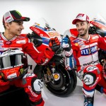 MOTO GP 2017 : Kisah Lorenzo yang Tak Mau Mengalah dengan Dovizioso