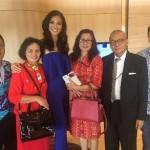 MISS UNIVERSE 2016 : Kezia Warouw Kirim Ucapan Terima Kasih untuk Indonesia
