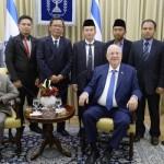Begini Cara Media Israel Beritakan Kehadiran Tokoh Islam Indonesia ke Negaranya