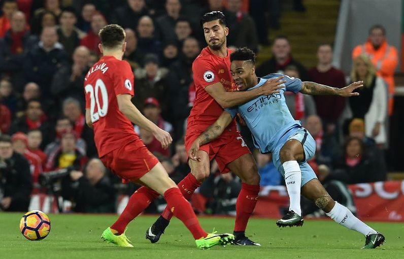 Liverpool vs Manchester City (Liverpoolfc.com)