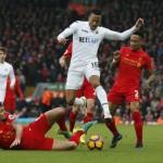 LIGA INGGRIS : Swansea City Vs Liverpool: The Reds Butuh Banyak Gol