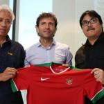 Luis Milla resmi menjadi pelatih Indonesia (Liputan6.com)