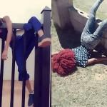 Netizen Afrika Selatan tergila-gila dengan tren pose pura-pura mati (CEN)