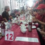 TAHUN BARU IMLEK : Mahalnya Seporsi Bakso di Pasar Imlek Semawis Dikeluhkan Netizen