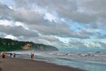 PARIWISATA BANTUL : Parkir di Pinggir Pantai Bakal Dilarang