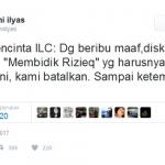 "Karni Ilyas Umumkan ILC ""Membidik Rizieq"" Batal Tayang, Kenapa?"