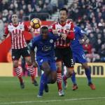 LIGA INGGRIS : Tragis! Leicester Dihajar Southampton 3-0