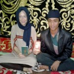 Sumardin menikahi perempuan asal Jerman (Twitter)