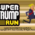 GAME TERBARU : Kocak, Begini Serunya Main Super Trump Run