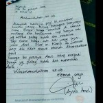 TRENDING SOSMED : Antimainstream, Surat Izin Siswa Ini Bikin Heboh