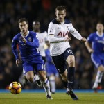 FA CUP : Semifinal: Chelsea Vs Tottenham, Arsenal Jumpa City