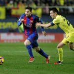 LIGA SPANYOL : Villareal Vs Barcelona: Perang Top Skorer!