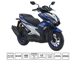 Yamaha Aerox (Yamaha-motor.co.id)