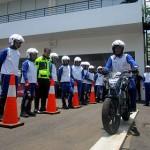 Sepanjang 2016, 7.326 Bikers Ikuti Pelatihan Safety Riding Astra Motor