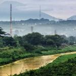 BANJIR SEMARANG : Normalisasi BKT Diawali Penggusuran, Netizen Heboh…