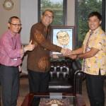 Prediksi Pertumbuhan Ekonomi DIY Oleh Kepala KPw Bank Indonesia DIY di Akhir masa Jabatan