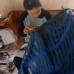 FOTO BATIK SEMARANG : Inilah Batik Motif Hutan Penggaron…