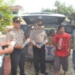 MIRAS SUKOHARJO : Polisi Gagalkan Pengiriman 228 Botol Ciu ke Purwodadi dan Jogja