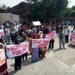 KORUPSI SRAGEN : Berkas Perkara Penyelewengan Dana Desa Hadiluwih Masuk Pengadilan Tipikor