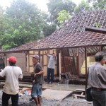 Sebuah Rumah di Gunungkidul Dieksekusi, Pemilik Diduga Pengikut Mujaiz