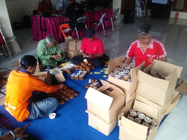 BUPATI KLATEN DITANGKAP KPK : Aparatur Desa Ikut Diperiksa