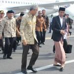 """""""Curhat"""" Ganjar di Depan Presiden Jokowi Soal Bupati Klaten"""