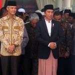 PILPRES 2017 : Elektabilitas Jokowi Masih Terhambat Politik Isu SARA