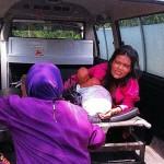 Bertahun-Tahun Dikurung, Perempuan Sakit Jiwa asal Sragen Dibawa ke RSJD Solo
