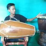 KESENIAN WONOGIRI : Cover Lagu Rock Pakai Kendang, Pemuda Manyaran Jadi Artis Dunia Maya