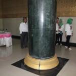 Plt. Bupati Klaten Minta Kerusakan Masjid Agung Al Aqsha Segera Diperbaiki